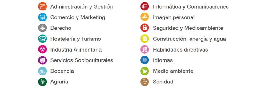 Cursos en Sevilla con Sefogem